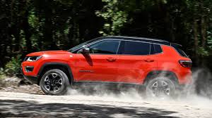 jeep trailhawk jeep compass trailhawk 2017 review by car magazine