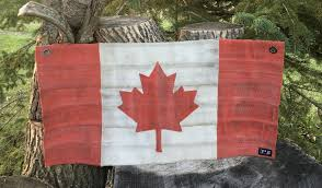 Canadian Flag Patch Products Past Into New