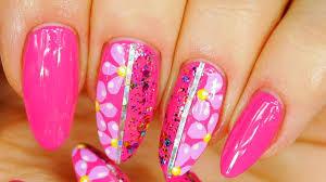 flower nail designs best flower nail paint designs nail art