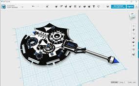 123d design 3d printing pinterest online cad