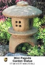 japanese lantern garden ornament pagoda garden