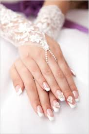 captivating designs of nail paint for wedding fashion u0026 trend
