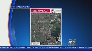 Cta Map Red Line Cta Unveils Preferred Route For Red Line Extension Project Youtube
