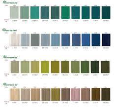silk color catalogue