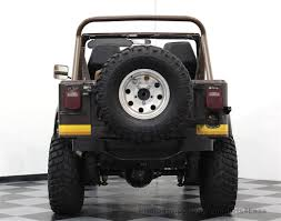 brown jeep cj7 renegade 1982 used jeep wrangler cj7 renegade 4x4 at eimports4less serving