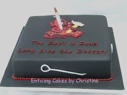better the devil enticing cakes by christine