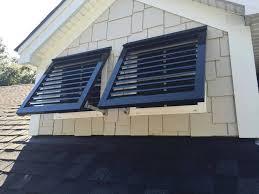 Bahama Awnings Beautiful Exterior Bahama Shutters Installed On A Savannah Home