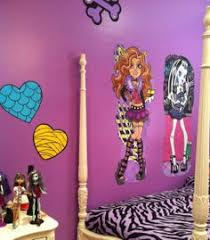 monster high room decor this my daughter would luv for the home