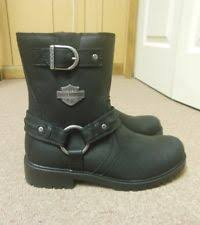 harley davidson s boots size 11 harley davidson abner mens brown leather motorcycle boots shoes 11