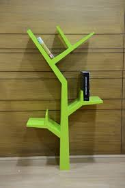 tree shaped bookshelf ad artefacts