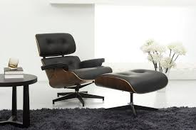 eames style lounge chair vintage eames style lounge chair w