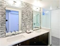 glass tile backsplash ideas bathroom fresh bathroom tile backsplash or bathroom glass tile photos 45