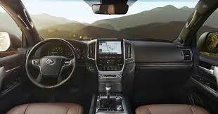 Toyota Land Cruiser Interior 2018 Toyota Land Cruiser Smart Cheeky Royal 2018 2019 Suvs