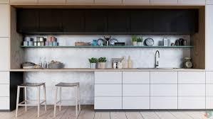 Small Simple Kitchen Design Kitchen Design Interior Design Ideas Kitchen Simple Interiors