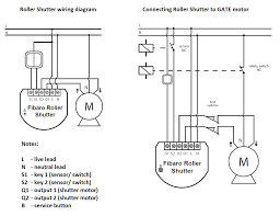 fibaro roller shutter inside somfy motors wiring diagram gooddy org