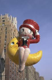 betty boop macy s thanksgiving day parade wiki fandom powered by