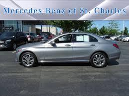mercedes charles certified pre owned 2015 mercedes c class c 300 sedan in st