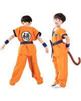 Saiyan Halloween Costume Amazon Miccostumes Boy U0027s Dragon Ball Son Goku Cosplay Costume