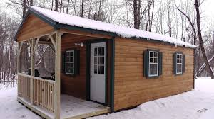 hunting cabin north country shedsnorth country sheds