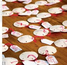 Where To Buy Sand Dollars 22 Best Destination Wedding Escort Cards Images On Pinterest