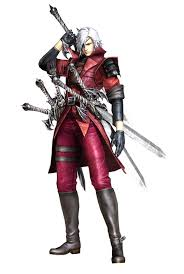 Devil May Cry 4 Requested by Dmc Characters Devil May Cry 4 Devil May Cry 4 Characters Dmc