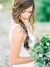 micro braid hair styles for wedding best 25 side braid wedding ideas on pinterest side hairstyles