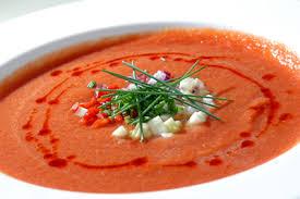recette cuisine gaspacho espagnol de gaspacho