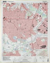 Map Of Dallas County by