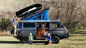 volkswagen vanagon 79 why this family bought a u002790 vw westy as the ultimate mobile home