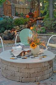 Firepit Covers Diy Pit Cover Table All Things And Home