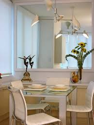 circle table that gets bigger look bigger in small dining room decoration dining table