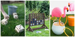 18 fun diy outdoor yard games for kids backyard party games for
