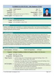 standard resume format for civil engineers pdf converter resume sle of civil engineer resume for study