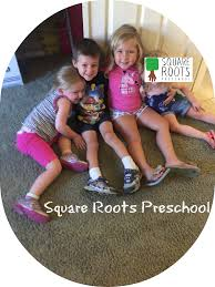 august 2016 square roots preschool