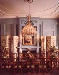 NC Historic Sites State Capitol Excecutive Mansion Dining Room - Mansion dining room