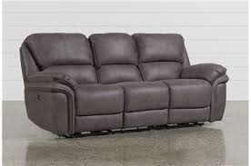 Living Spaces Sofas reclining sofas for your home u0026 office living spaces