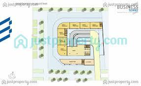 Business Floor Plans by Business Tower Floor Plans Justproperty Com