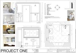 perfect interior design plan drawings bedroom flat floor home and