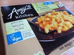vegan vox vegan vox reviews amy u0027s kitchen rice mac u0026 cheeze