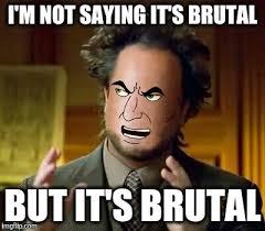 Metalocalypse Meme - not bloody but still metal imgflip