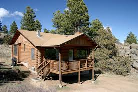 colorado cabin rentals with hot tubs rocky mountain resorts spectacular views of the continental divide prevail from this 2 bedroom 1 bath log cabin featuring a large personal hot tub king bed queen bed with