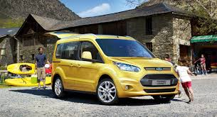 2014 ford transit connect wagon will be imported to the states