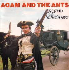 Hit The Floor Adam - classic tracks adam u0026 the ants u0027stand u0026 deliver u0027
