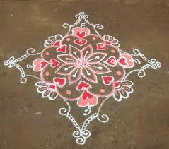 rangoli rangavalli muggulu floors pinterest design