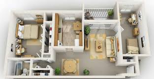 Nice One Bedroom Apartments by One Bedroom Apartment With Den Simply Home Design And Interior