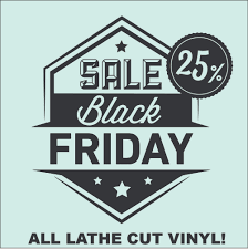best black friday vinyl deals journal u2014 one groove vinyl lathe cut vinyl records for short runs