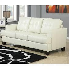 Coaster Leather Sofa Coaster Samuel Leather Sleeper Sofa In 501690