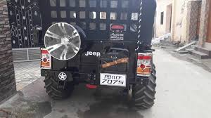 open jeep modified dabwali open willy jeep moga jeep bazar con number 8283008166 youtube