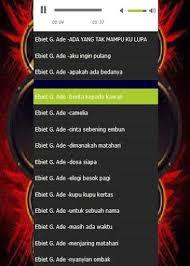 download mp3 ebiet g ade komplit download ebiet g ade mp3 google play softwares atejrabjllrb mobile9