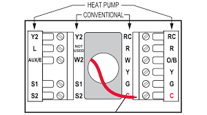 carrier thermostat wiring diagram with image of carrier furnace